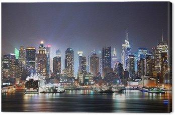 Tableau sur Toile New york city times square