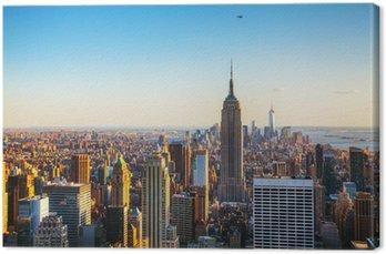 Tableau sur Toile New York City urbain