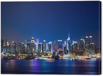 Tableau sur Toile New York, Manhattan