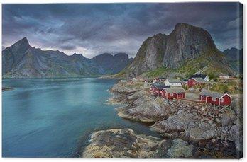 Tableau sur Toile Norvège