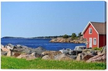 Tableau sur Toile Norwegen