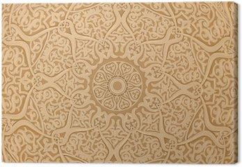 Tableau sur Toile Oriental décoration fond