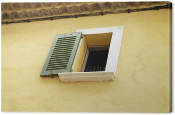 Tableau sur Toile Ouvrir la fenêtre