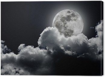 Tableau sur Toile Pleine lune