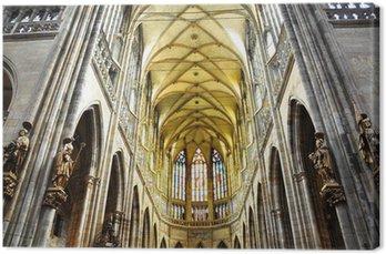 Tableau sur Toile R. vitus cathédrale