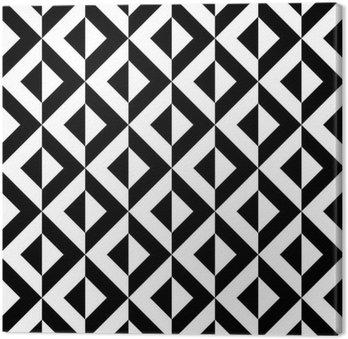 Tableau sur Toile Résumé motif géométrique