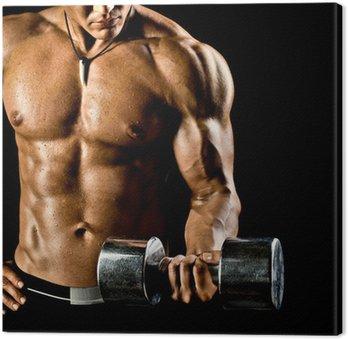 Tableau sur Toile Sport, fitness