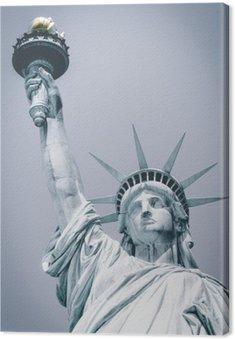 Tableau sur Toile Statue of liberte