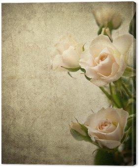 Tableau sur Toile Texture rose