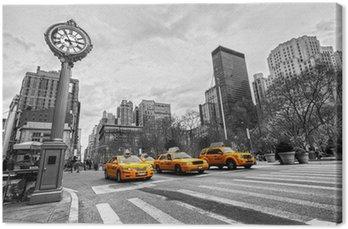 Tableau sur Toile Unis New York City