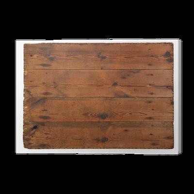 Tableau sur toile vieille planche de bois pixers nous for Vieille planche de bois
