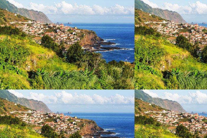 Vinyltapete Madeira - Urlaub