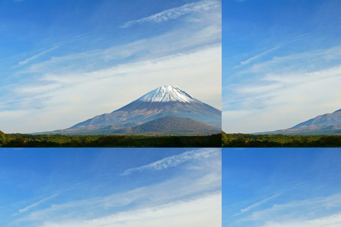 Vinyltapet Fuji 14 - Asien