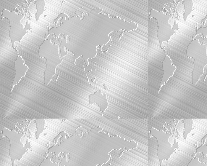 Tapeta Pixerstick 世界 地 図 を 刻 む - Struktury