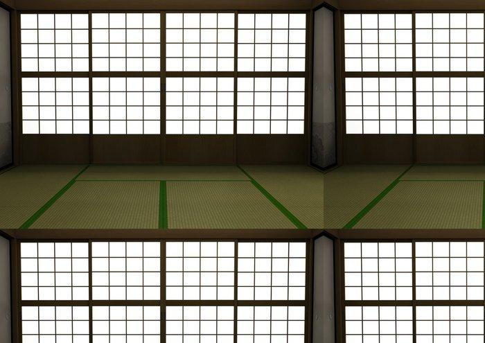 Tapeta Pixerstick 和 室 - Industriální a obchodní budovy