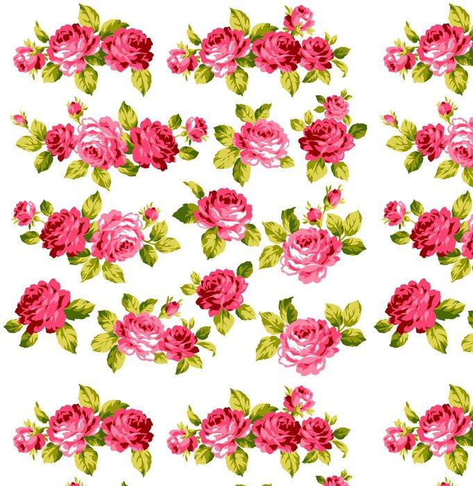 Tapeta Pixerstick 薔薇 の 花束 - Květiny