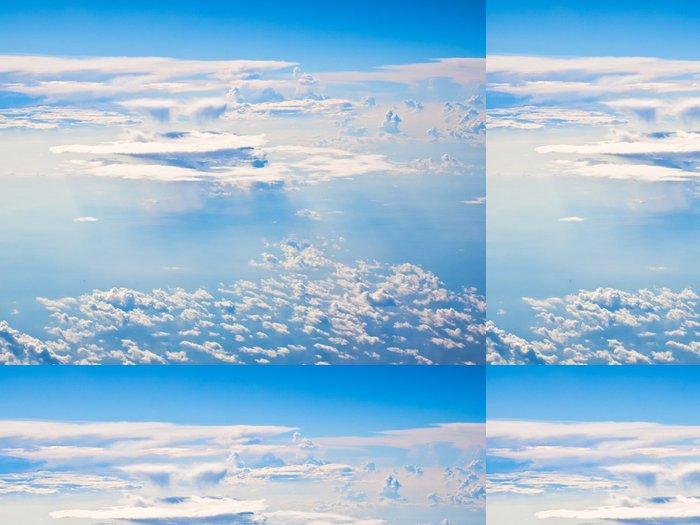 Tapeta Pixerstick 海上 の 雲 - Voda
