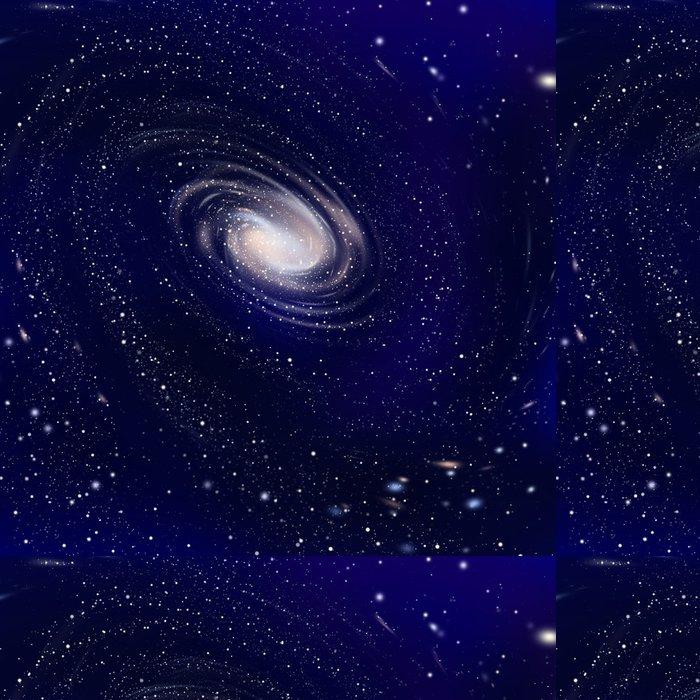 Tapeta Pixerstick 広 が る 銀河 - Meziplanetární prostor