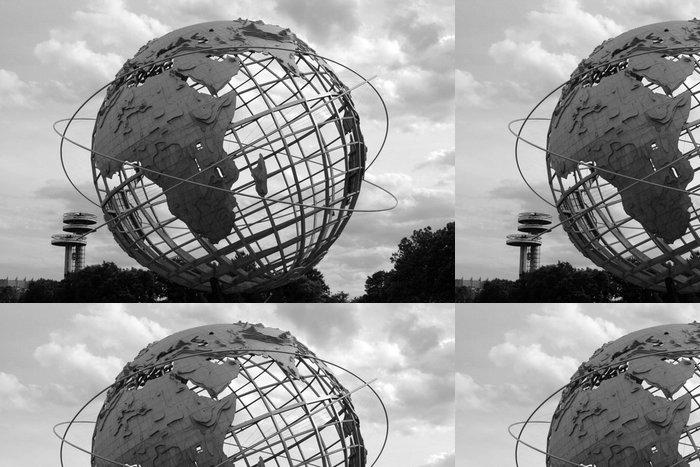 Tapeta Pixerstick 1964 světová výstava - Americká města