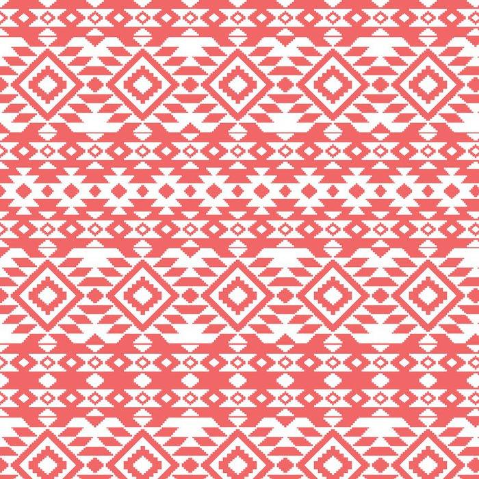 Tapeta Pixerstick Abstract aztec okrasných vzor - Styly
