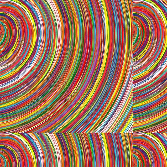 Vinylová Tapeta Abstract barevné pruhy pozadí - Pozadí