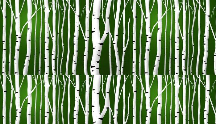 Tapeta Pixerstick Abstract Birch Představce pozadí - Styly