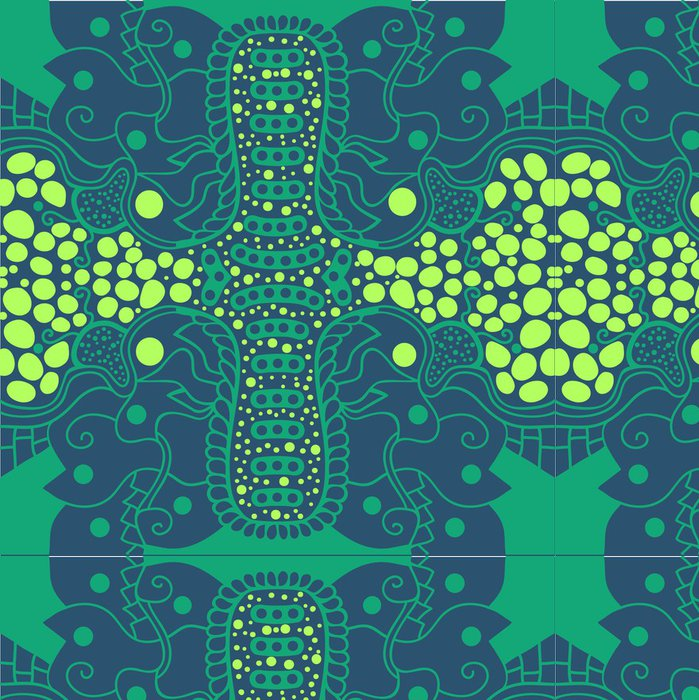 Tapeta Pixerstick Abstract design, textury. - Pozadí