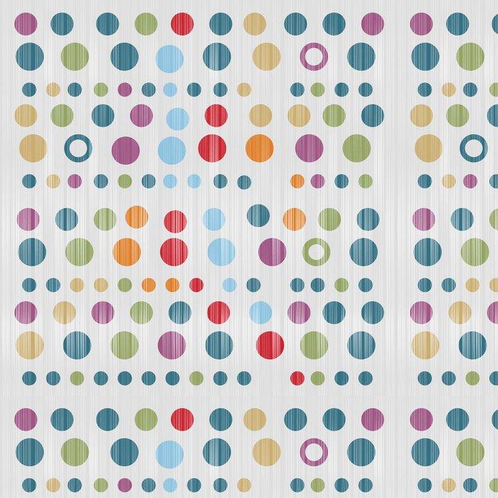 Tapeta Pixerstick Abstract Retro Textilní pozadí - Prvky podnikání