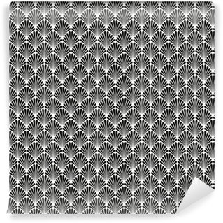 Tapeta Pixerstick Abstrakt Seamless Art Deco Vector vzor textura