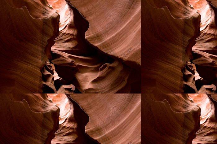Tapeta Pixerstick Abstrakt tvary Antelope Canyon, Arizona, USA - Amerika