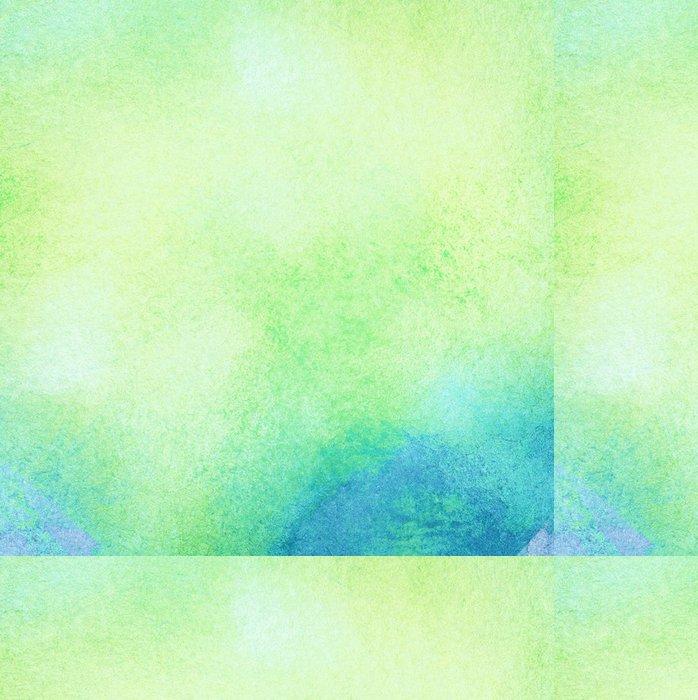 Tapeta Pixerstick Abstraktní akvarel pozadí - Pozadí
