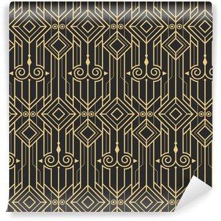 Vinylová Tapeta Abstraktní art deco moderní bezešvé vzor
