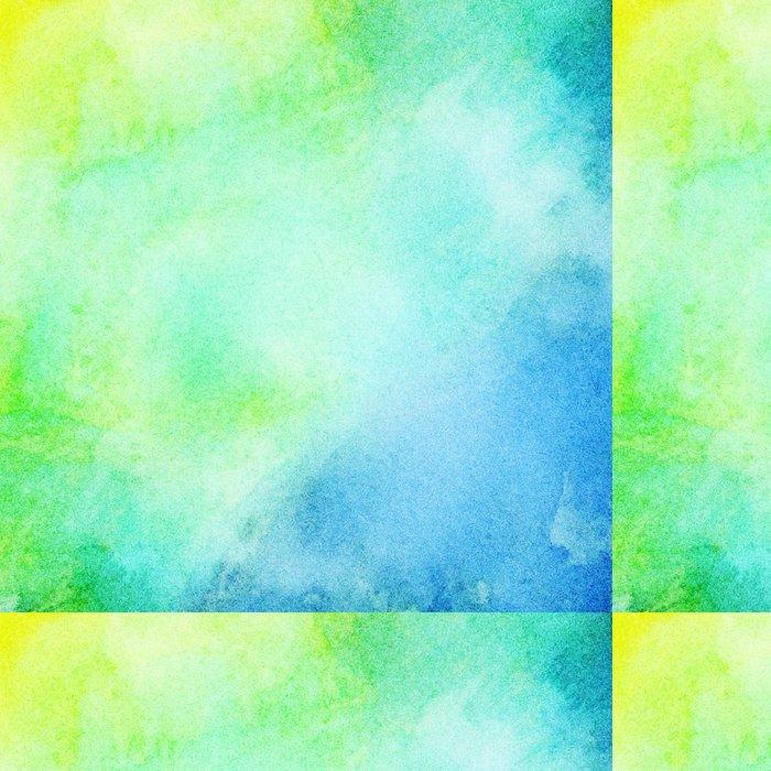 Tapeta Pixerstick Abstraktní barevné světlé pozadí akvarel - Prvky podnikání