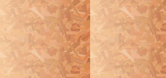 Vinylová Tapeta Abstraktní bezešvé pozadí. Bauhaus vzor. Sovětské umění - Pozadí