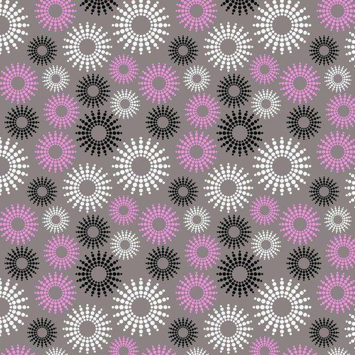 Vinylová Tapeta Abstraktní bezešvé pozadí - Umění a tvorba