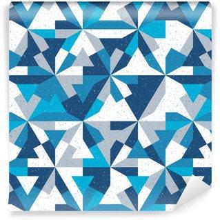 Vinylová Tapeta Abstraktní bezproblémové vzorek ve stylu grunge. malé částice.