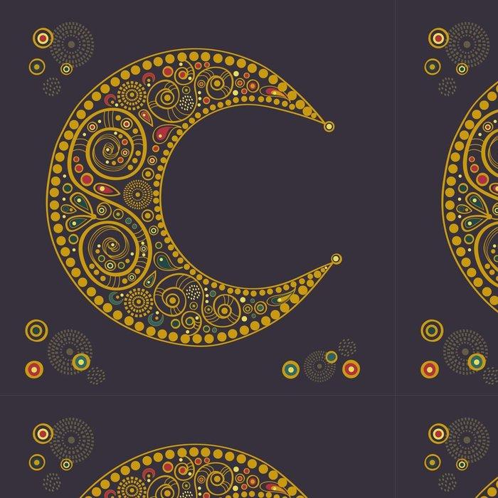 Vinylová Tapeta Abstraktní dekorace - Abstraktní