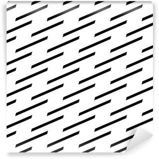 Tapeta Pixerstick Abstraktní geometrické monochromatické, minimální umělecký vzor. seamles
