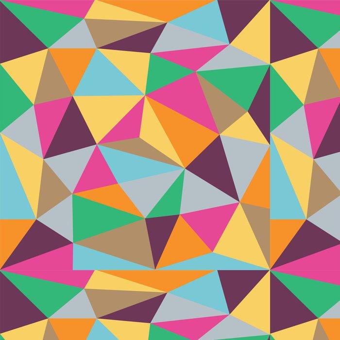 Tapeta Pixerstick Abstraktní geometrické - Pozadí