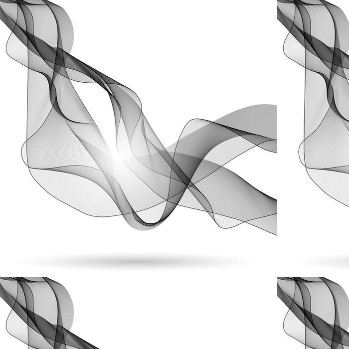 Tapeta Pixerstick Abstraktní kouře pozadí - Témata