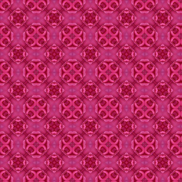 Tapeta Pixerstick Abstraktní květinové bezešvé tapety vzor - Struktury