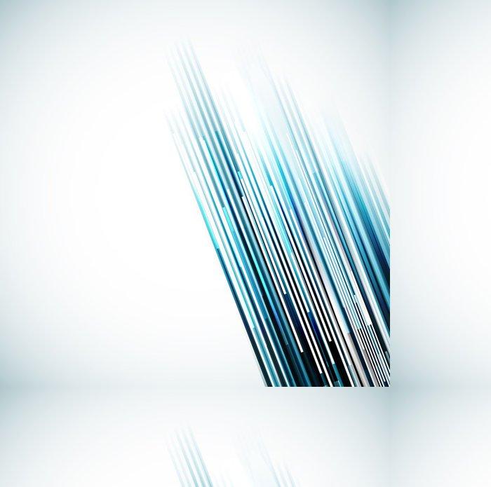 Tapeta Pixerstick Abstraktní linie pozadí - Prvky podnikání