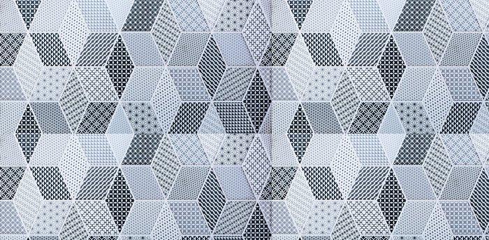 Vinylová Tapeta Abstraktní mozaika dlaždice pro stěny a podlahy - Grafika