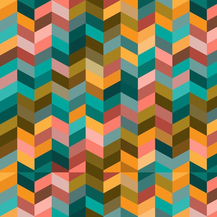 Tapeta Pixerstick Abstraktní mozaika světlé pozadí - Umění a tvorba