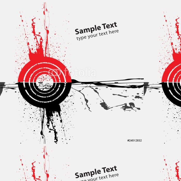 Tapeta Pixerstick Abstraktní pozadí design - Umění a tvorba