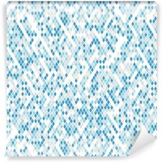 Vinylová Tapeta Abstraktní pozadí mnoha čtverců. obraz je rozdělen na kusy.