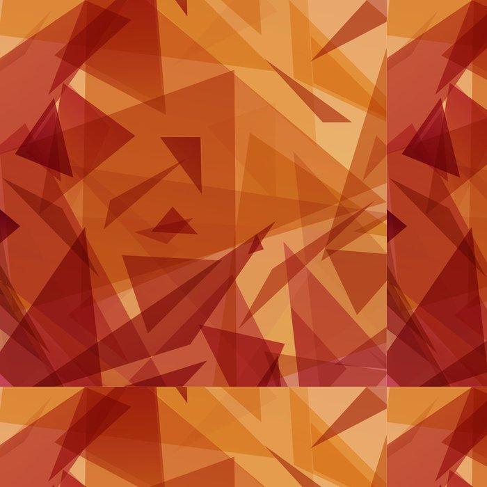 Tapeta Pixerstick Abstraktní pozadí trojúhelník - Témata