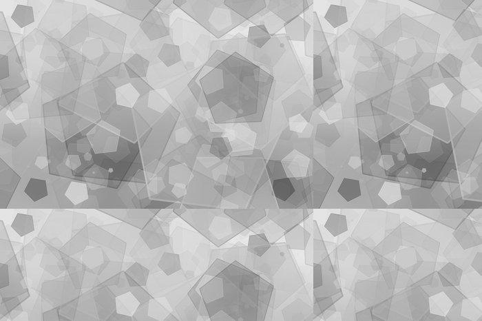 Tapeta Pixerstick Abstraktní Šedé pozadí - Pozadí