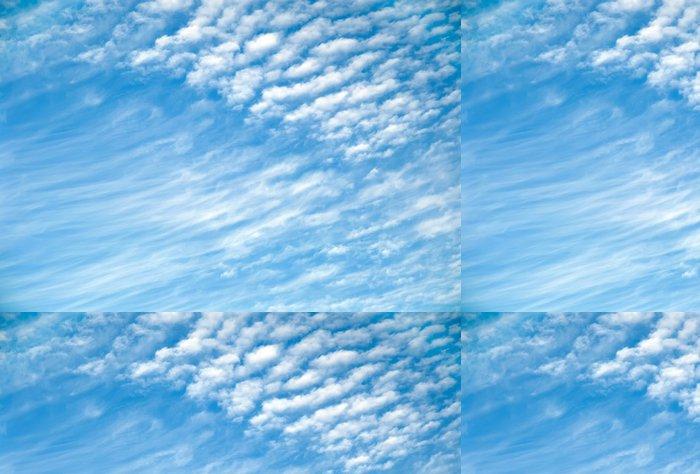 Tapeta Pixerstick Abstraktní zatažené obloze - Nebe
