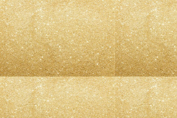 Tapeta Pixerstick Abstraktní zlaté pozadí - Styly